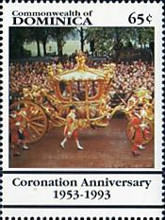 [The 40th Anniversary of Coronation of Queen Elizabeth II, Typ BHA]