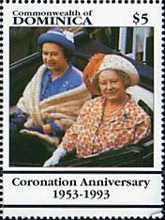 [The 40th Anniversary of Coronation of Queen Elizabeth II, Typ BHB]