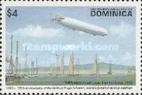 [The 125th Anniversary of the Birth of Hugo Eckener (Airship Commander), 1868-1954, Typ BHI]