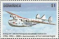 [The 200th Anniversary of First Airmail Flight, Typ BHZ]