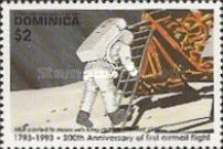 [The 200th Anniversary of First Airmail Flight, Typ BIA]