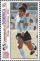 [Football World Cup - U.S.A. (1994), Typ BIK]