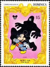 [Disney - The 65th Anniversary (1993) of Mickey Mouse, Typ BPJ]