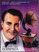 [The 100th Anniversary of Radio - Entertainers, Typ BZT]
