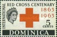 [The 100th Anniversary of Red Cross, type CL]