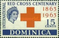 [The 100th Anniversary of Red Cross, type CL1]