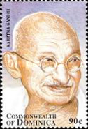 [The 50th Anniversary of the Death of Mahatma Gandhi, 1869-1948, Typ COH]
