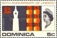 [The 20th Anniversary of UNESCO, type CT]