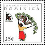 [The 21st Anniversary of Dominica Festivals Commission, Typ CUI]