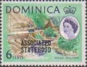 [Associated Statehood - Issues of 1963 Overprinted