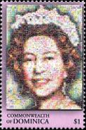 [The 50th Anniversary of Queen Elizabeth II, Typ DNG]