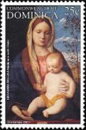 [Christmas - Paintings by Giovanni Bellini, Typ DNZ]