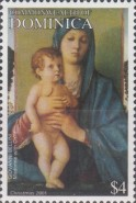 [Christmas - Paintings by Giovanni Bellini, Typ DOD]