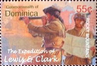 [The 200th Anniversary (2004) of Lewis and Clark's Expedition to the American West and Pacific North West, Typ DVE]
