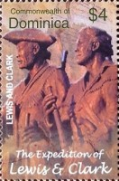 [The 200th Anniversary (2004) of Lewis and Clark's Expedition to the American West and Pacific North West, Typ DVJ]