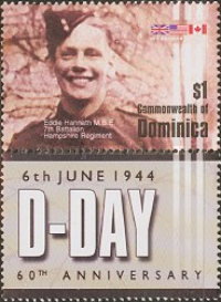 [The 60th Anniversary of D-Day Landings, Typ EBH]