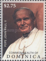 [The 5th Anniversary of the Death of Pope John Paul II, 1920-2005, type ESL]