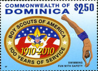 [The 100th Anniversary of Boy Scouts of America, Typ ETB]