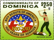 [The 100th Anniversary of Boy Scouts of America, Typ ETC]