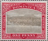 [Roseau, Capital of Dominica, Typ G1]