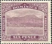 [Roseau, Capital of Dominica - New Colors, Typ G26]