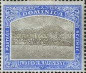 [Roseau, Capital of Dominica, type G3]