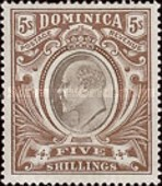 [King Edward VII - New Watermark, Typ H1]