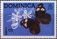 [Dominican Butterflies, type KV]