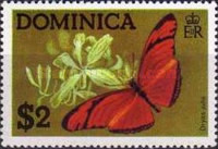 [Dominican Butterflies, type LB]