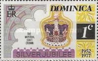 [The 25th Anniversary of the Reign of Queen Elizabeth II, Typ OL]