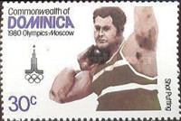 [Olympic Games - Moscow, USSR, Typ TQ]