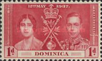[Coronation of King George VI and Queen Elizabeth, Typ W]