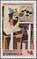 [The 100th Anniversary of the Birth of Pablo Picasso, 1881-1973, type WZ]