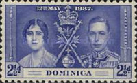 [Coronation of King George VI and Queen Elizabeth, type Y]