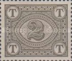 [Numeral Stamps, type A]