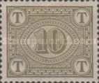 [Numeral Stamps - New  Color, type A11]
