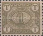 [Numeral Stamps - Different Perforation, Typ A12]
