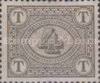 [Numeral Stamps - Watermarked, Typ A5]