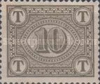 [Numeral Stamps - Watermarked, Typ A7]