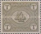 [Numeral Stamps - New  Color, type A9]