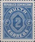[Numeral Stamps - Size: 21 x 25½mm, type B8]