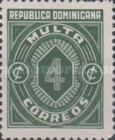 [Numeral Stamps - Size: 21 x 25½mm, type B9]