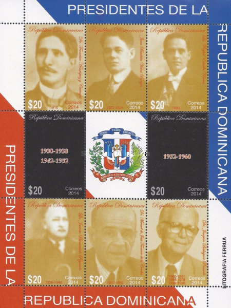 [Presidents of the Dominican Republic, type ]