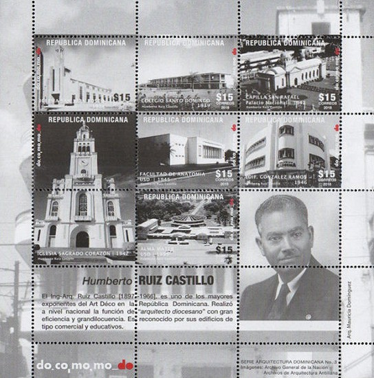 [Architecture of Humberto R. Castillo, Typ ]