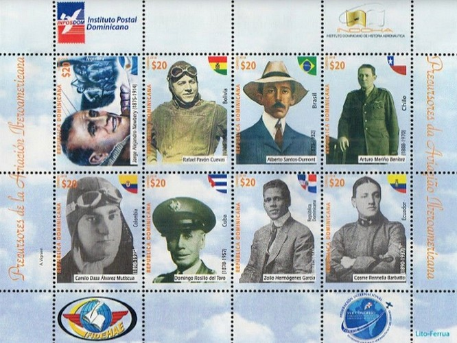 [Pioneers of  Ibero-American Aviation, Typ ]