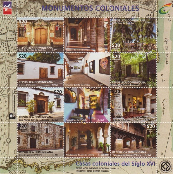 [Colonial Houses of the 16th Century, Typ ]
