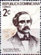 [Juan Pablo Duarte (Patriot) - Commemoration, Typ ACQ]