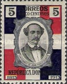 [The 100th Anniversary of the Birth of Juan Pablo Duartes y Diez, Typ AN3]
