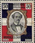 [The 100th Anniversary of the Birth of Juan Pablo Duartes y Diez, Typ AN6]