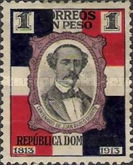 [The 100th Anniversary of the Birth of Juan Pablo Duartes y Diez, Typ AN7]